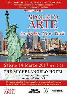 Spoleto Arte incontra New York